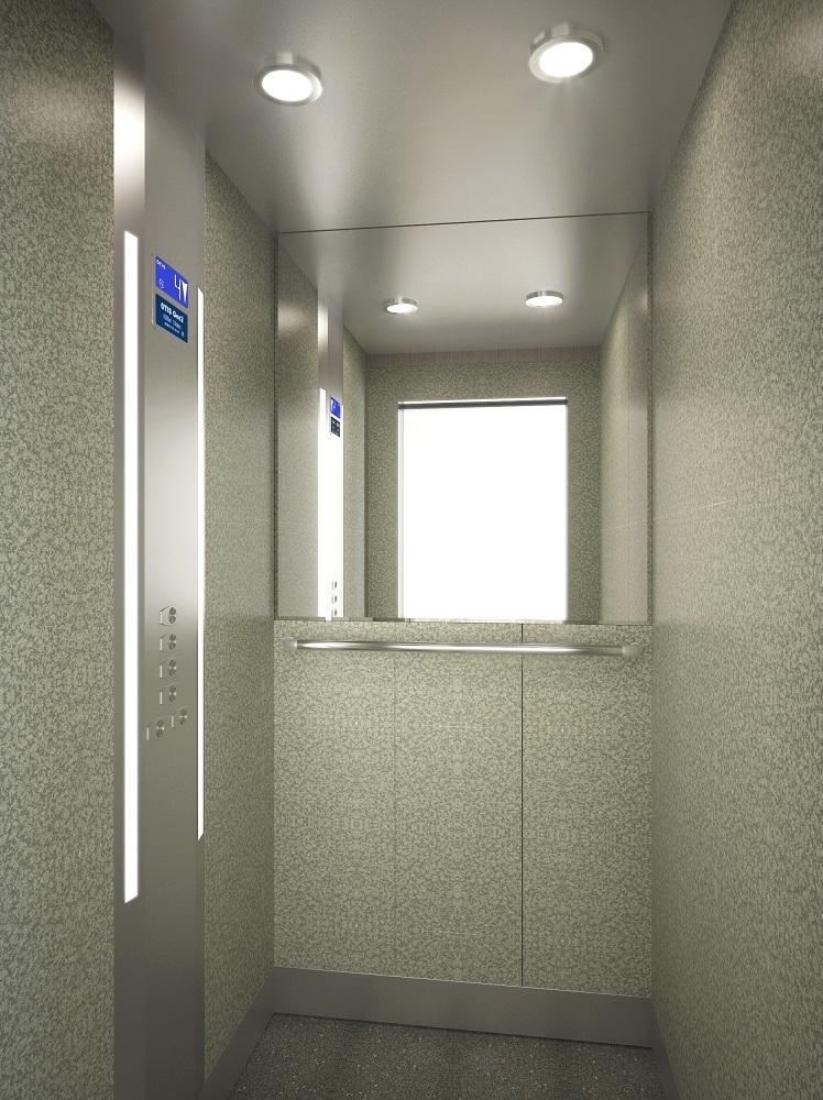 Картинки по запросу Лифты OTIS Gen2 Lux